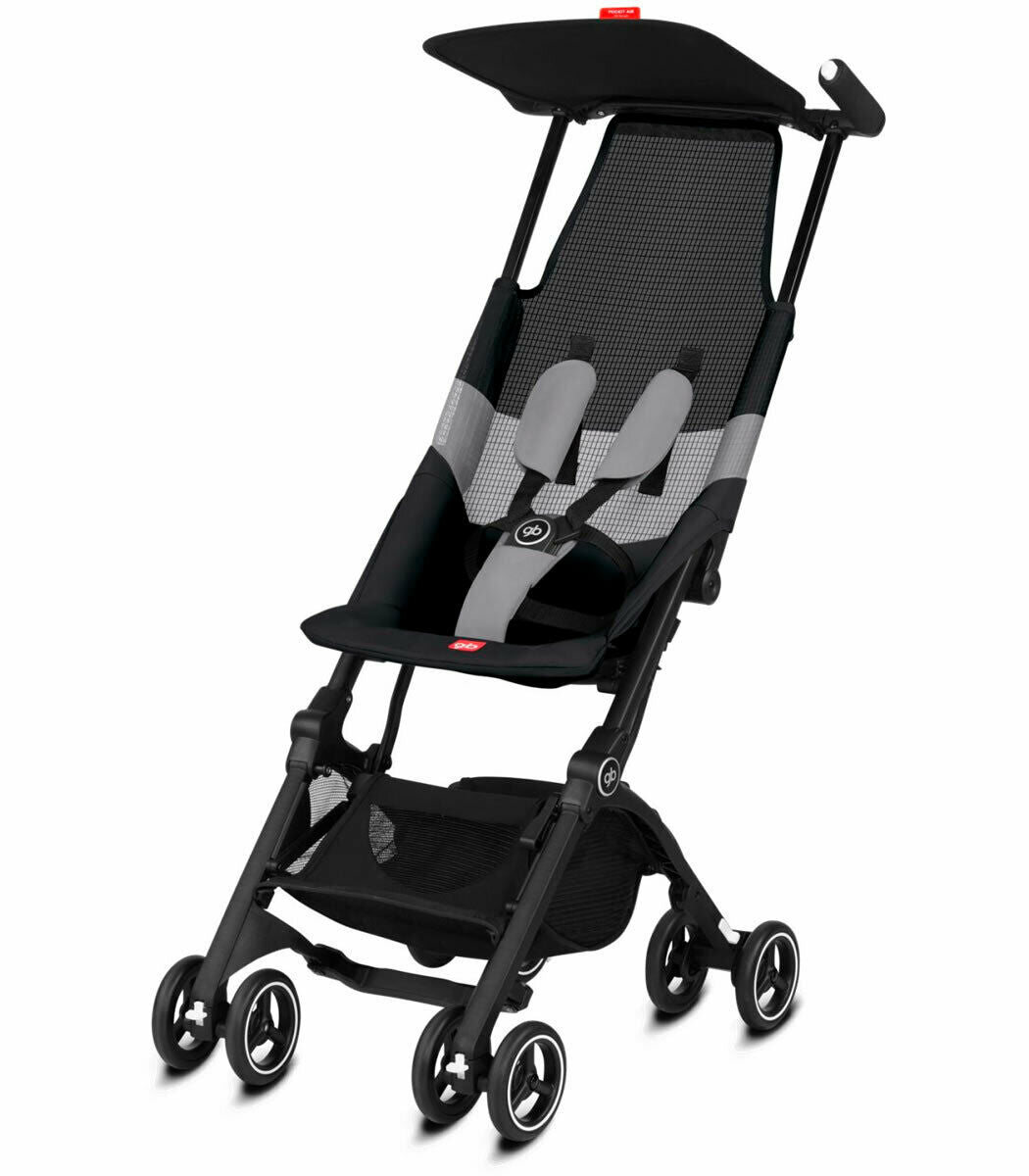GB Pockit Air All-Terrain Stroller - Velvet Black