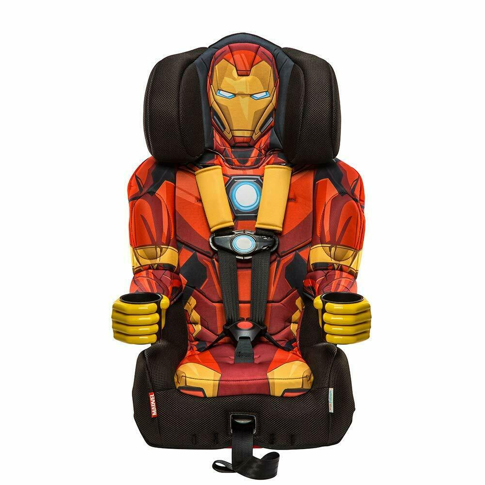 KidsEmbrace Combination Booster Car Seat - Ironman