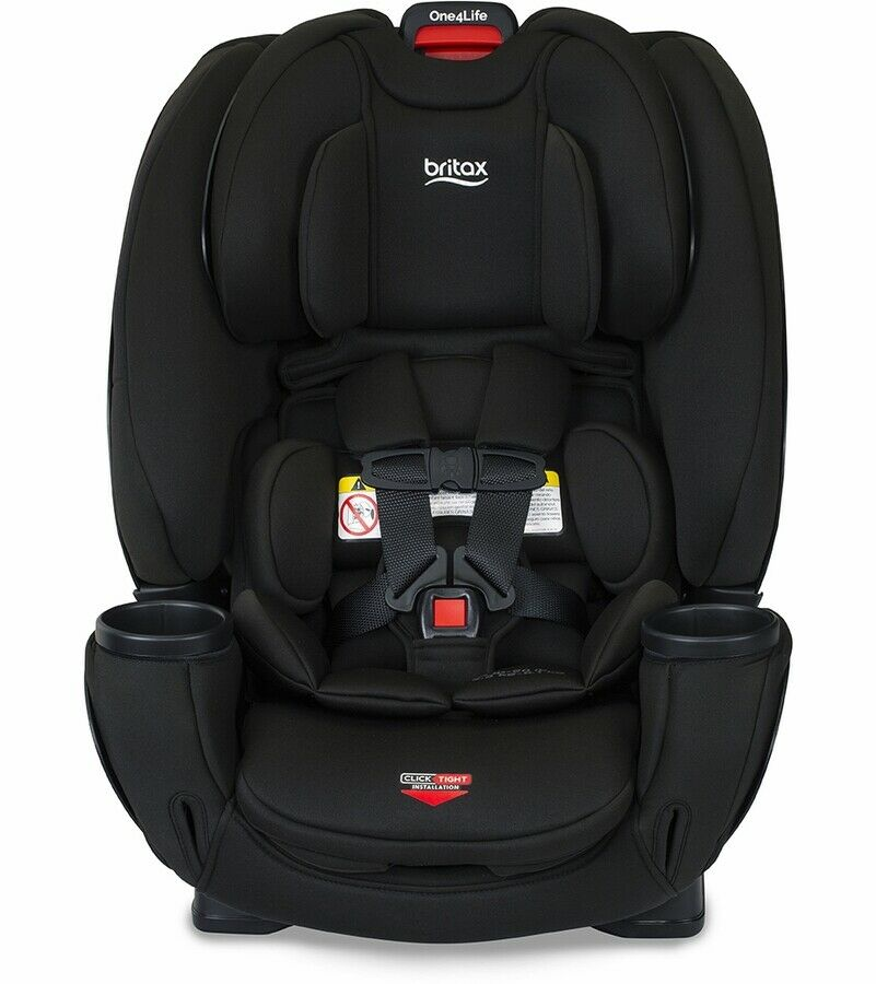 Britax One4Life All-in-One Car Seat - Eclipse Black