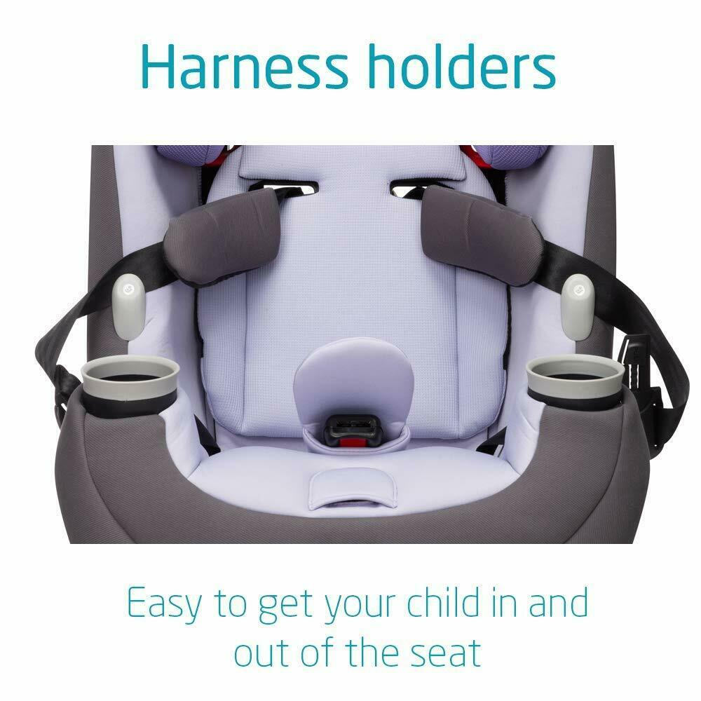 Maxi-Cosi Pria 3-in-1 Convertible Car Seat, Moonshine Violet