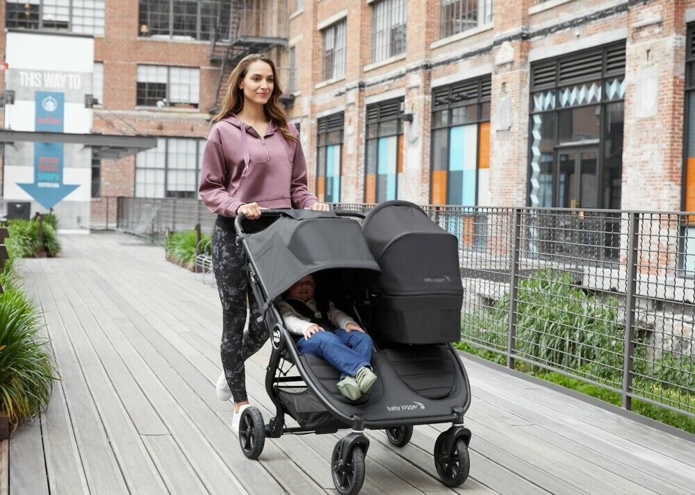 Baby Jogger 2020 City Mini GT 2 Double Stroller - Carbon