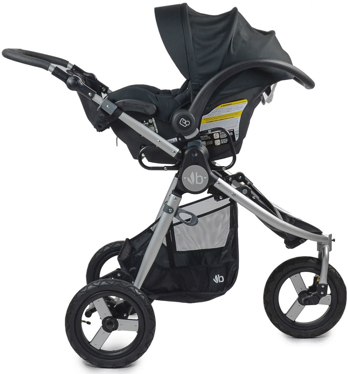 Bumbleride Indie Speed Single Car Seat Adapter - Maxi Cosi, Cybex, and Nuna