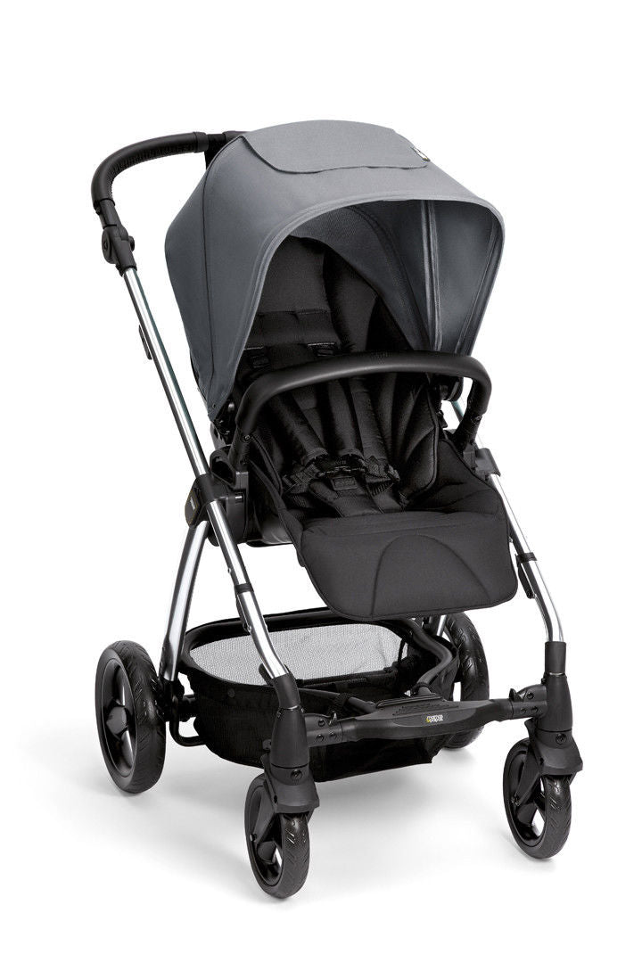 Mamas & Papas 2017 Sola2 Chrome Stroller - Grey