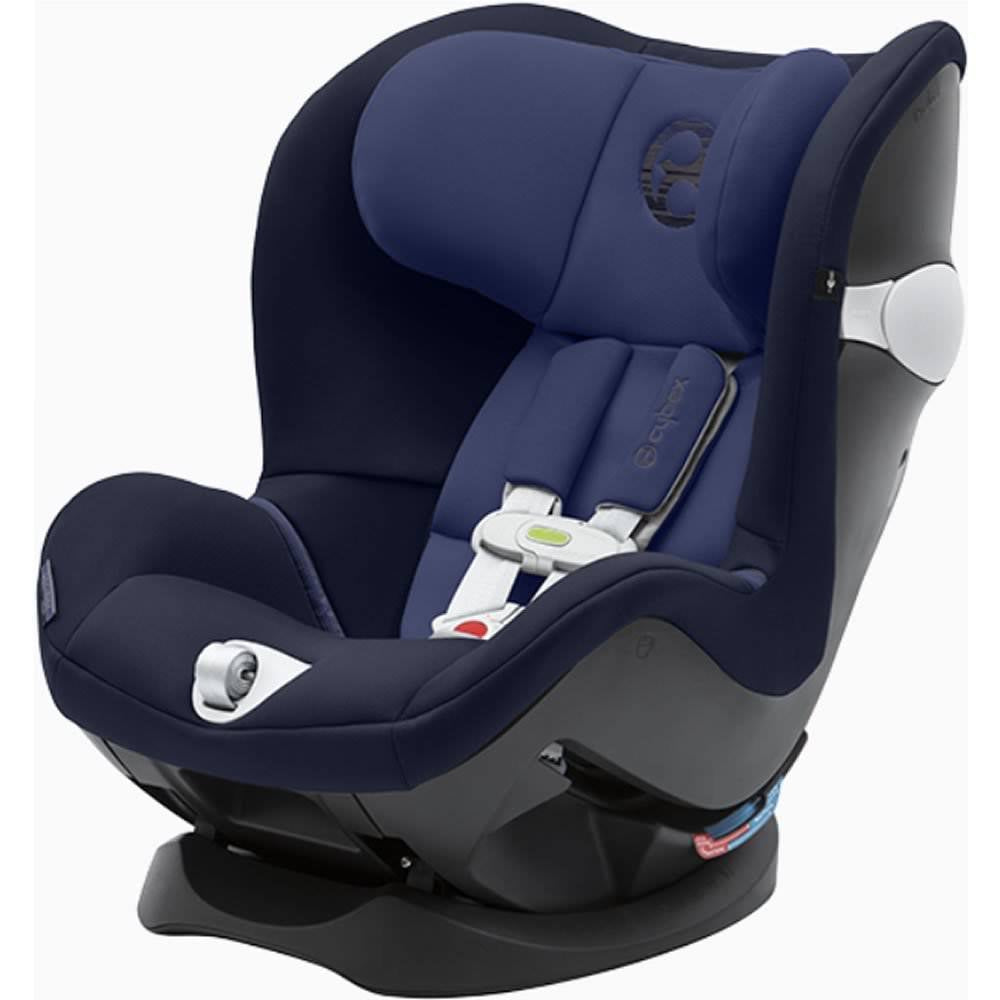 Cybex Sirona M Sensorsafe 2.0 Convertible Car Seat - Denim Blue
