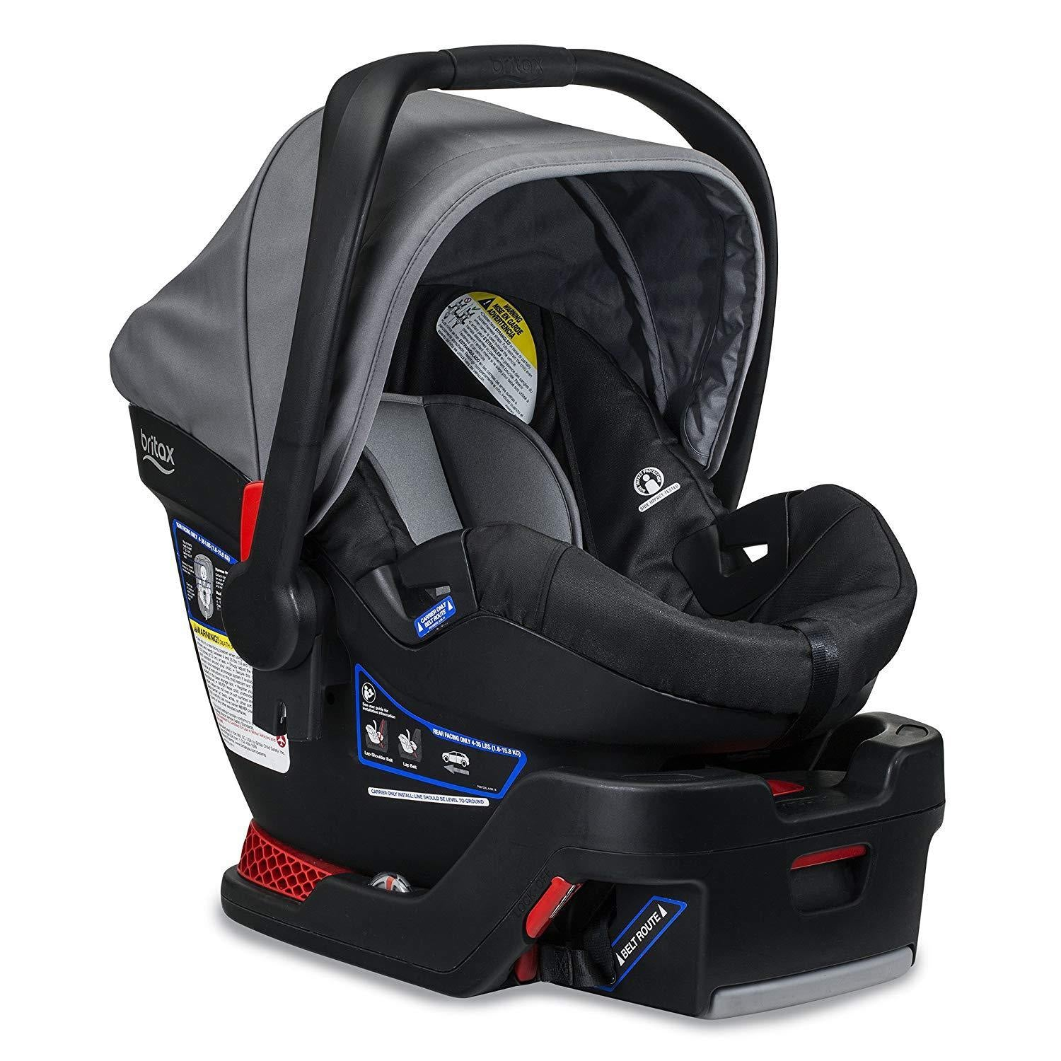 Britax B-Safe 35 Infant Car Seat in Dove