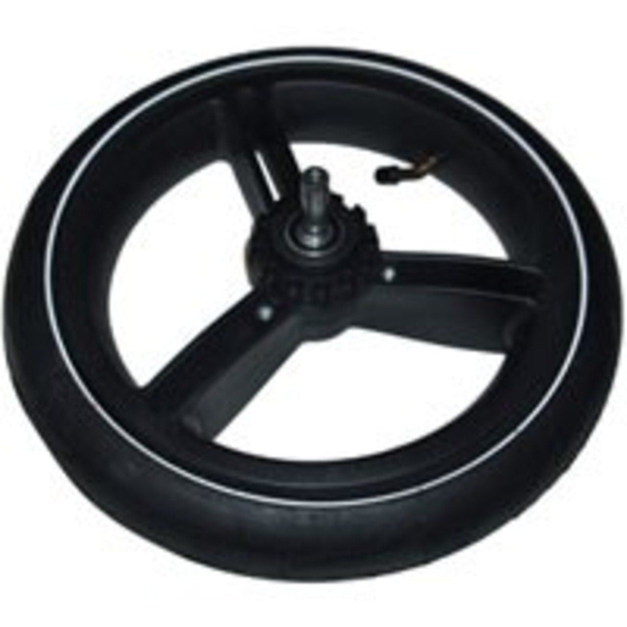 Phil & Teds Complete Rear Wheel, Tire, Tube for Vibe and Verve Strollers