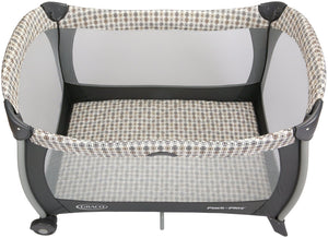Graco Twins Pack'n Play Playard + Bassinet Vance