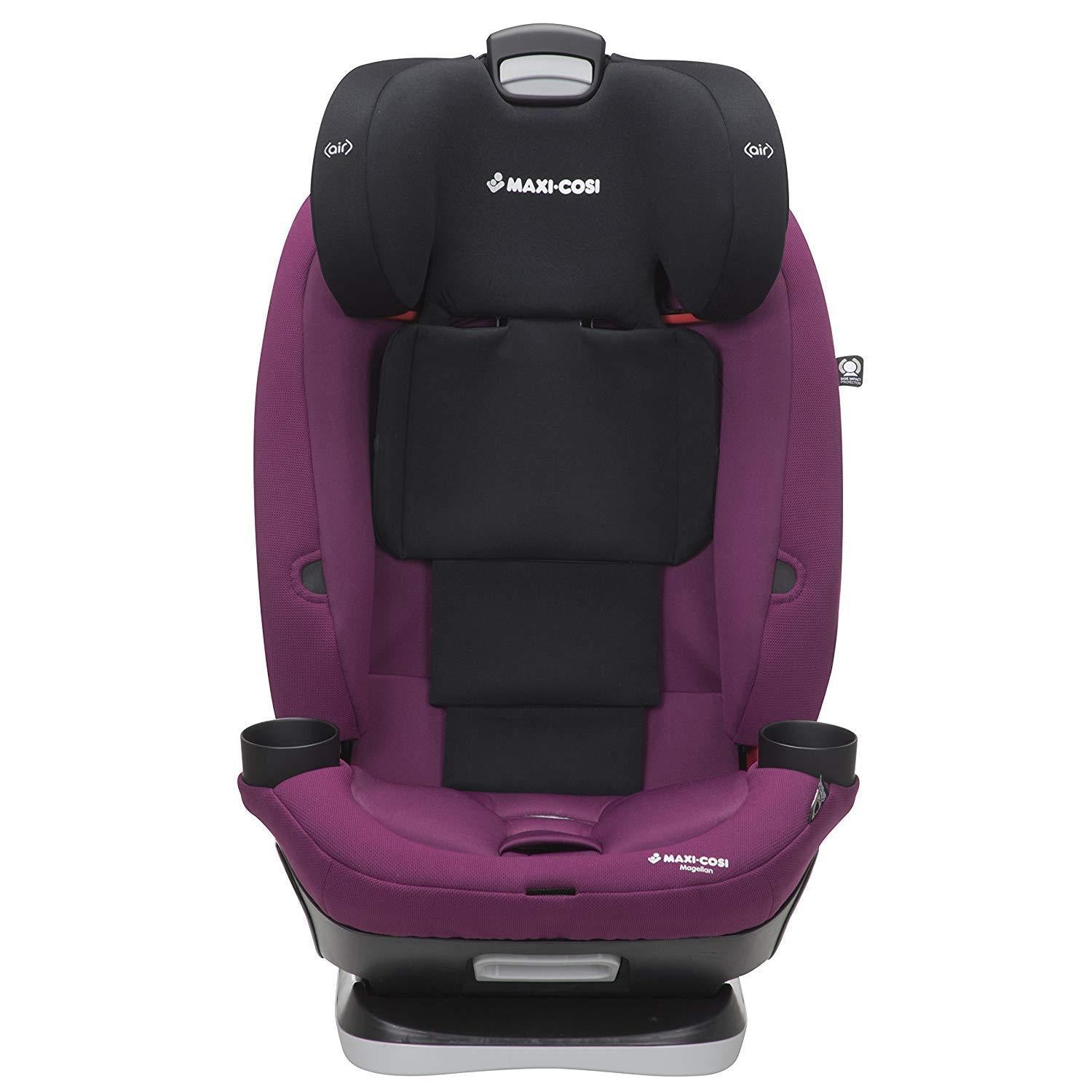 Maxi-Cosi Magellan 5-in-1 All-In-One Convertible Car Seat in Violet Caspia