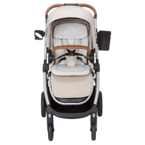 Maxi Cosi Adorra 2.0 Travel System Nomad Sand Stroller & Mico MAX 30 Car Seat