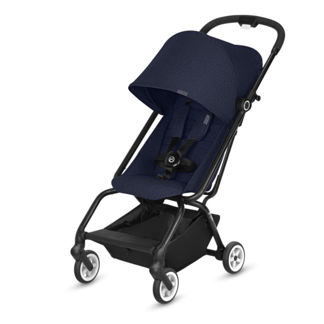 Cybex Eezy S Twist Stroller in Denim Blue
