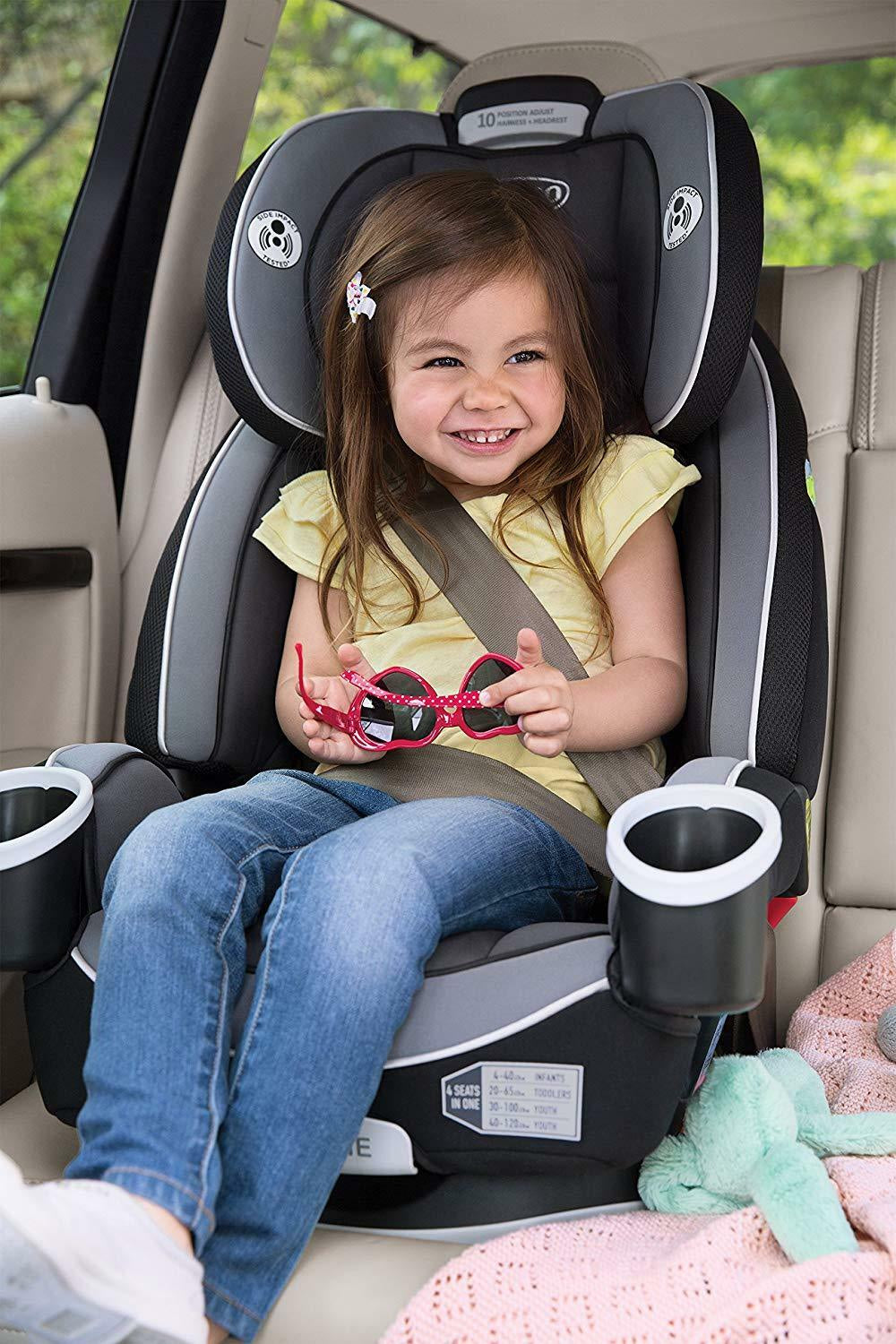 Graco 4Ever All-in-One Car Seat - Cameron