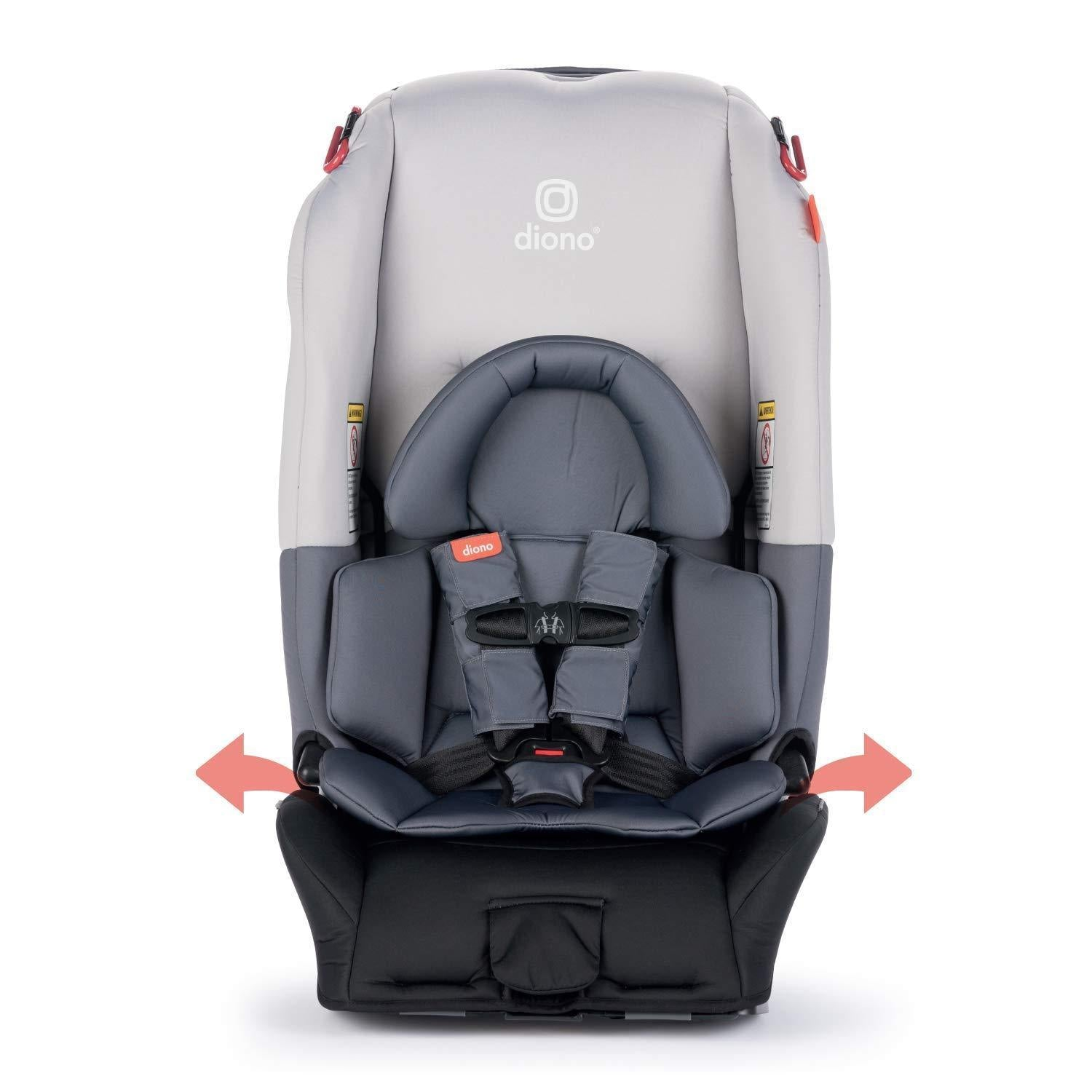 Diono Radian 3 RX All-in-One Convertible Car Seat - Grey Light