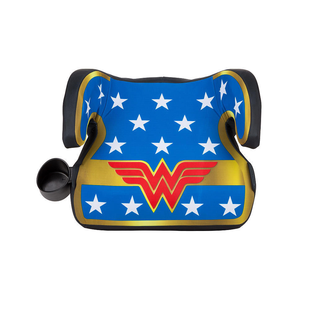 KidsEmbrace Fun Ride Backless Booster Car Seat - Wonder Woman