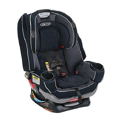 Graco 4Ever Extend2Fit Platinum 4-in-1 Car Seat in Ottlie