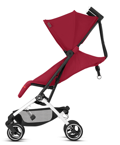 GB Pockit Plus All-City Stroller - Velvet Black