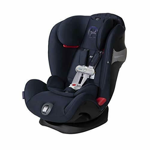 Cybex Eternis S Sensorsafe All-In-One Convertible Car Seat in Denim