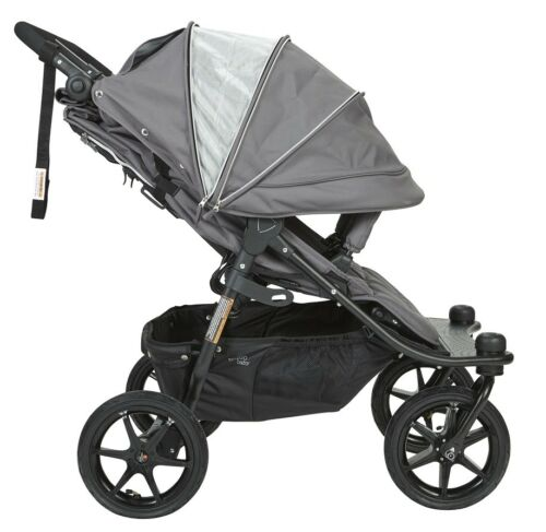 Valco 2019 TriMode Twin-X Duo Double Stroller in Dove Grey