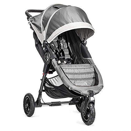 Baby Jogger City Mini GT Travel System - Steel Grey