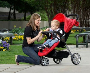 Britax B-Agile Single Child Tray 2015