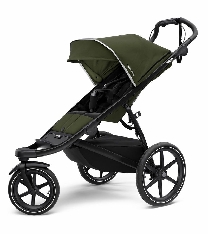 Thule Urban Glide 2 Single Jogging Stroller 2021 Cypress Green