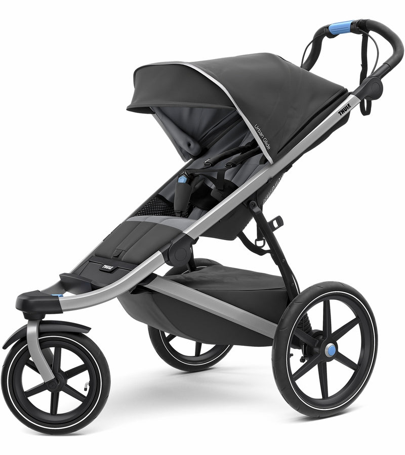 Thule Urban Glide 2 Single Stroller - Dark Shadow
