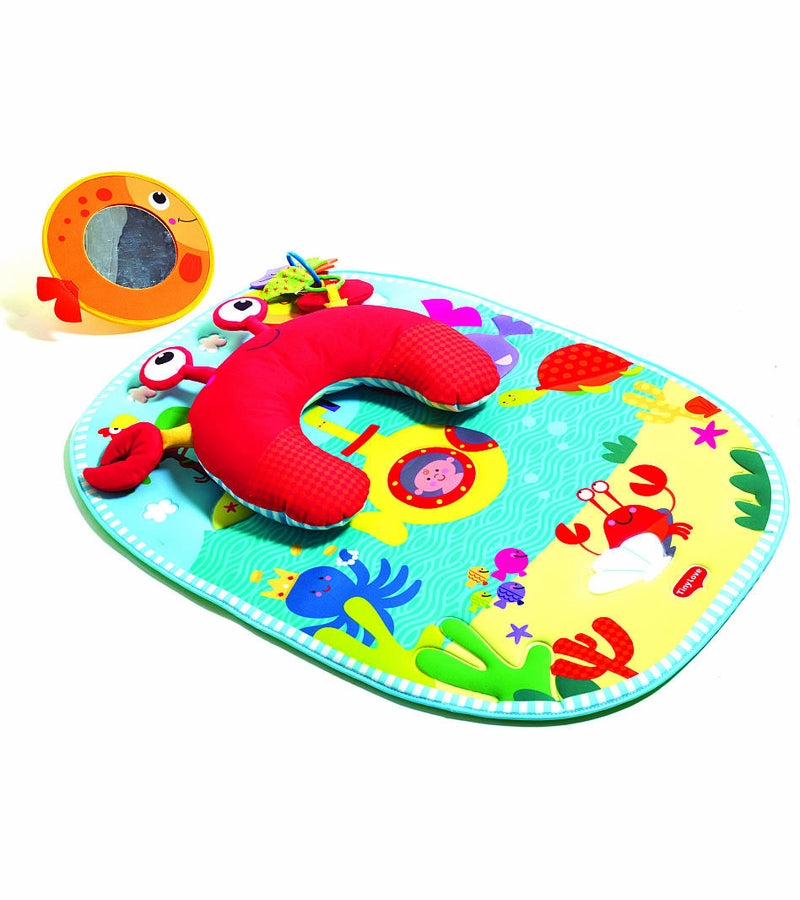 Tiny Love Tummy Time Playmat - Under the Sea
