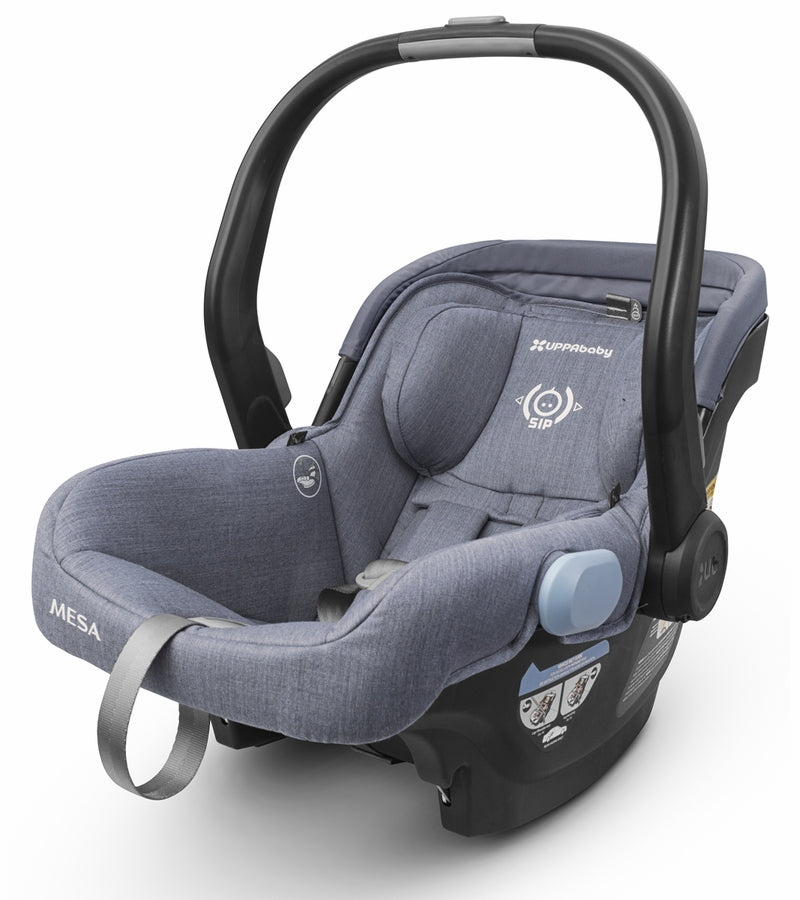 UPPAbaby 2017 MESA Infant Car Seat - Henry (Blue Marl)