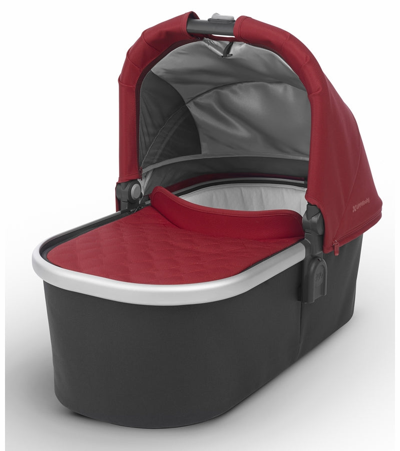 UPPAbaby 2018 Bassinet - Denny (Red/Silver)