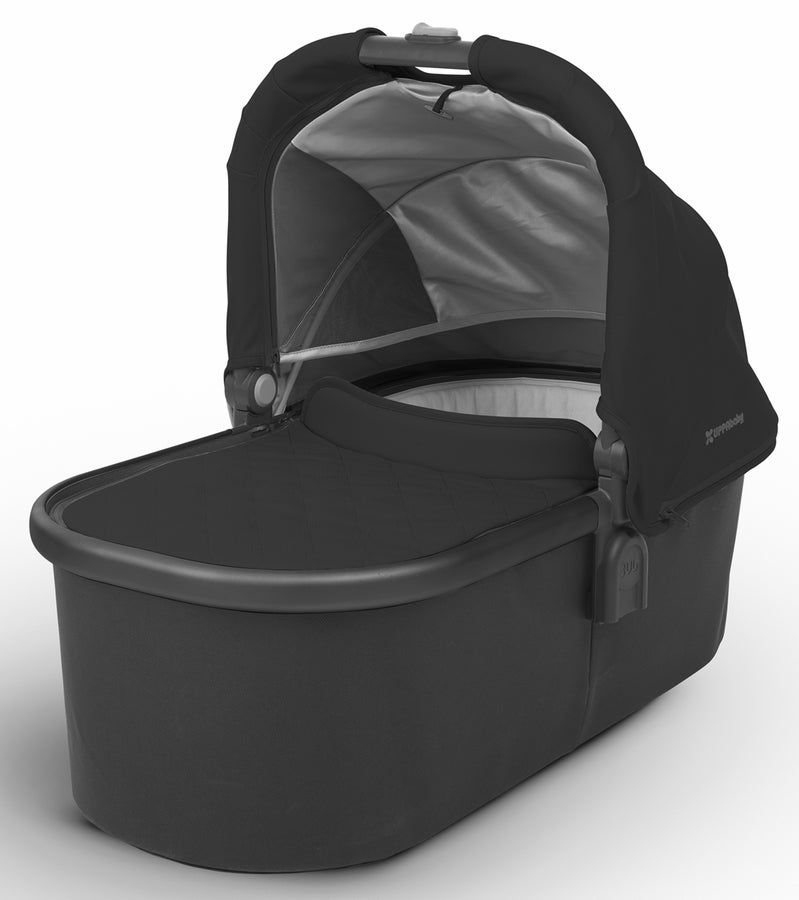 UPPAbaby 2018 Bassinet - Jake (Black/Carbon)