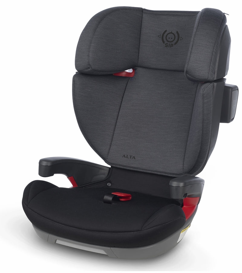 UPPAbaby 2019 ALTA Booster Car Seat - Jake (Black Mélange) PREORDER NOW!!