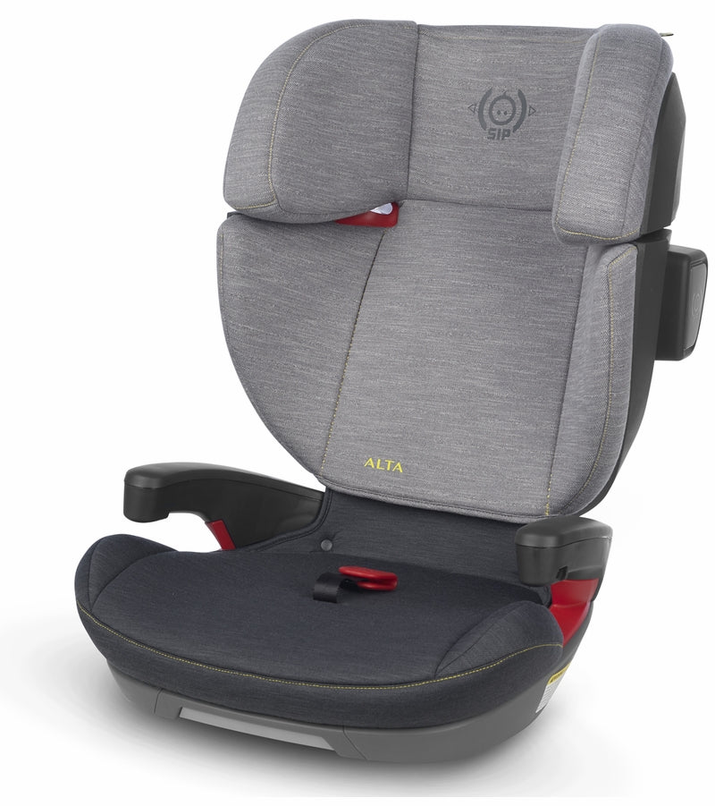 UPPAbaby 2019 ALTA Booster Car Seat - Morgan (Charcoal Mélange)