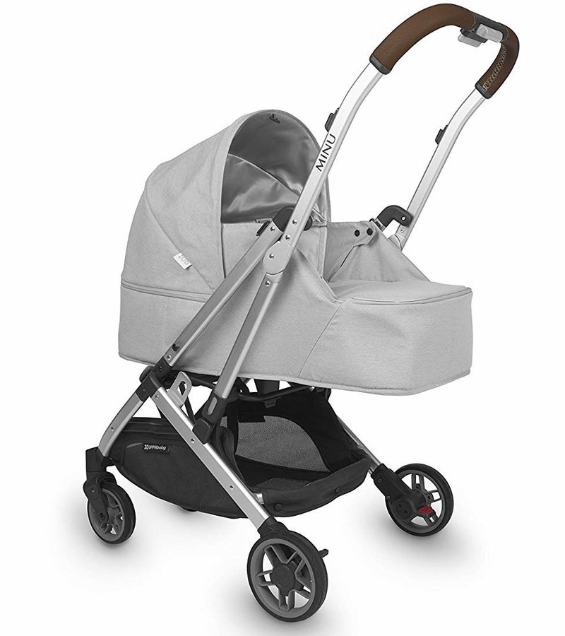 UPPAbaby 2019 From Birth Kit - Devin (Light Grey Mélange)