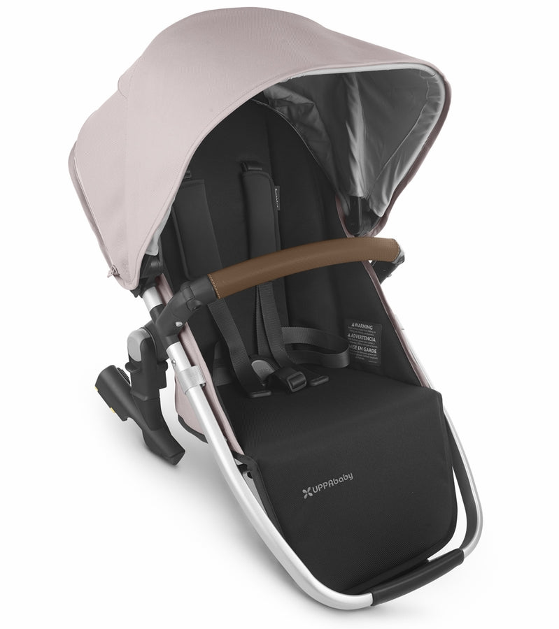 UPPAbaby 2020 Rumbleseat V2 - Alice (Dusty Pink/Silver/Saddle Leather)