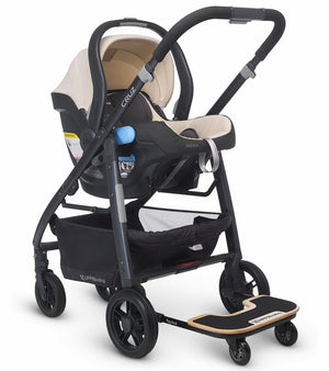 UPPAbaby Cruz PiggyBack Ride-Along Board (Compatible with 2019 and prior CRUZ models)