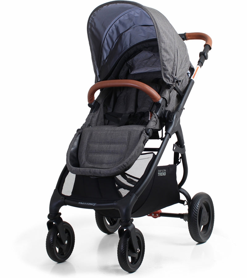 Valco Snap Ultra Trend Stroller - Charcoal