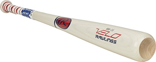 Rawlings VELO -7.5 Ash Wood Youth Baseball Bat: Y62AV