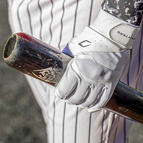 Cutters Power Control Batting Gloves