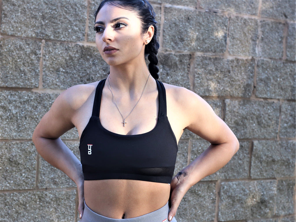 Black Widow Sports Bra V2