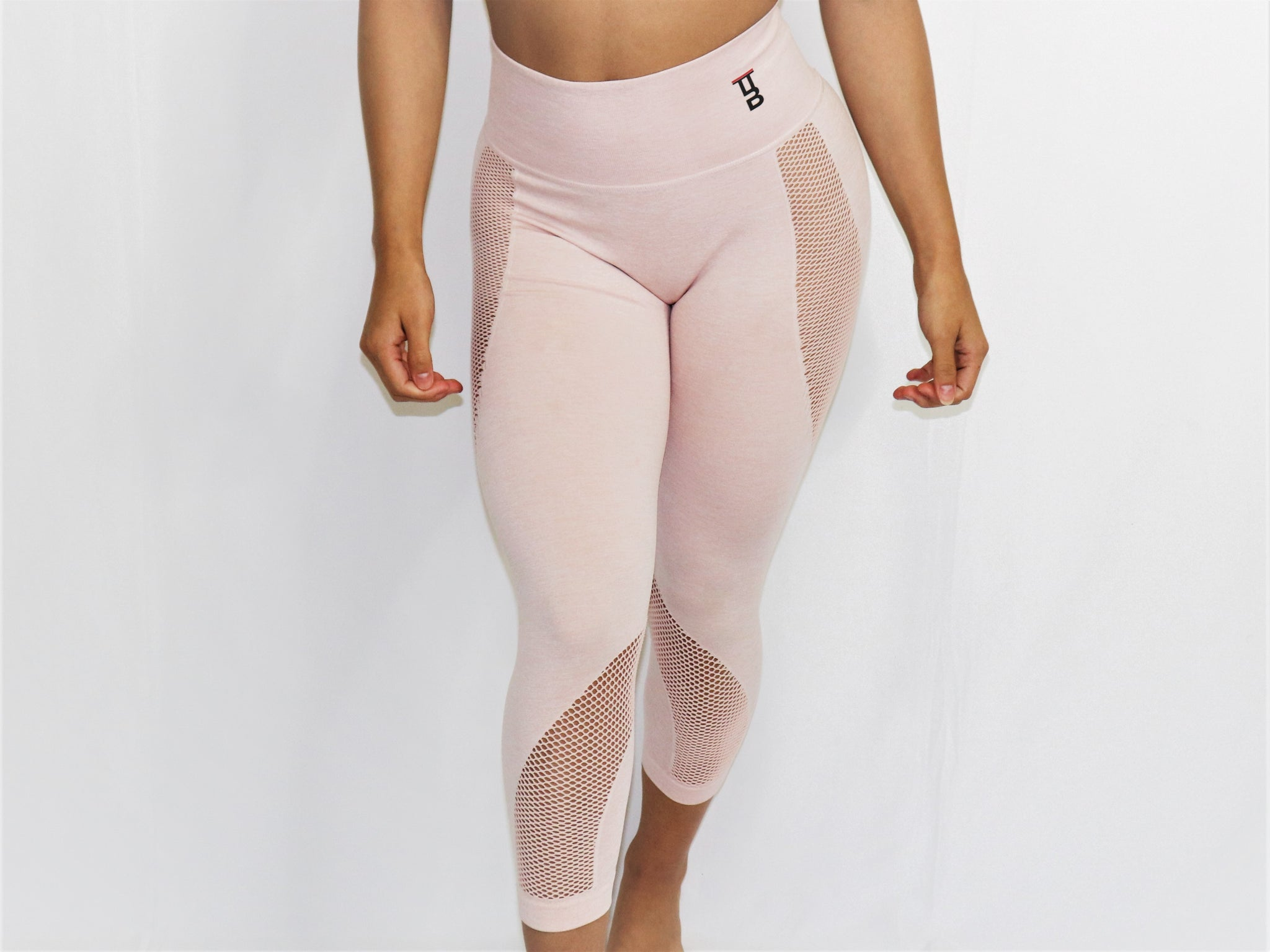 Pink Sand Leggings