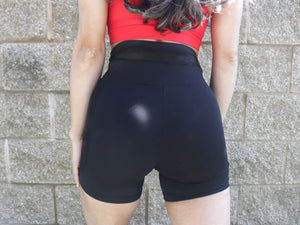 Black Widow Shorts V2