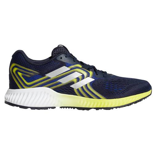 Aerobounce 2 M Navy Yellow