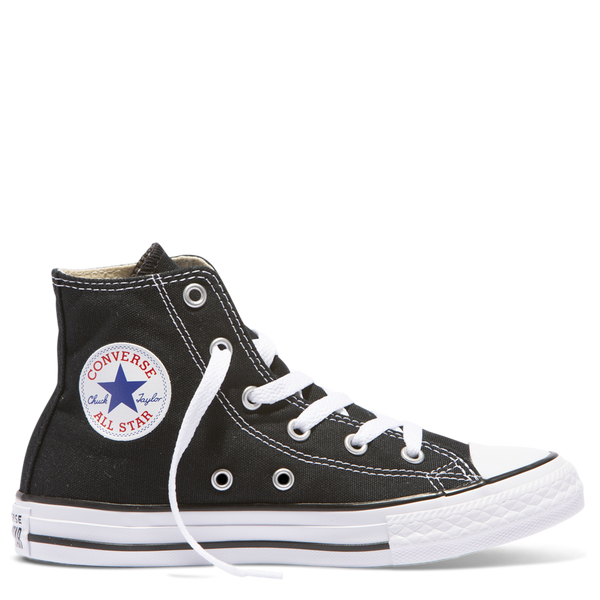 All Star Hi Junior Black