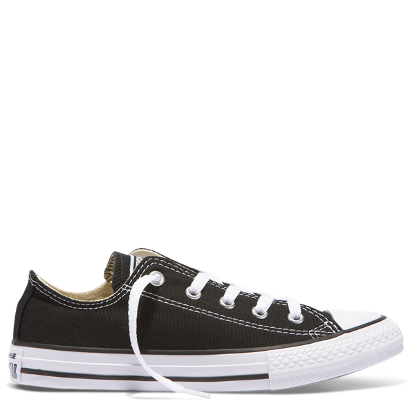 All Star Lo Junior Black