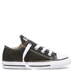 All Star Lo Infant Black