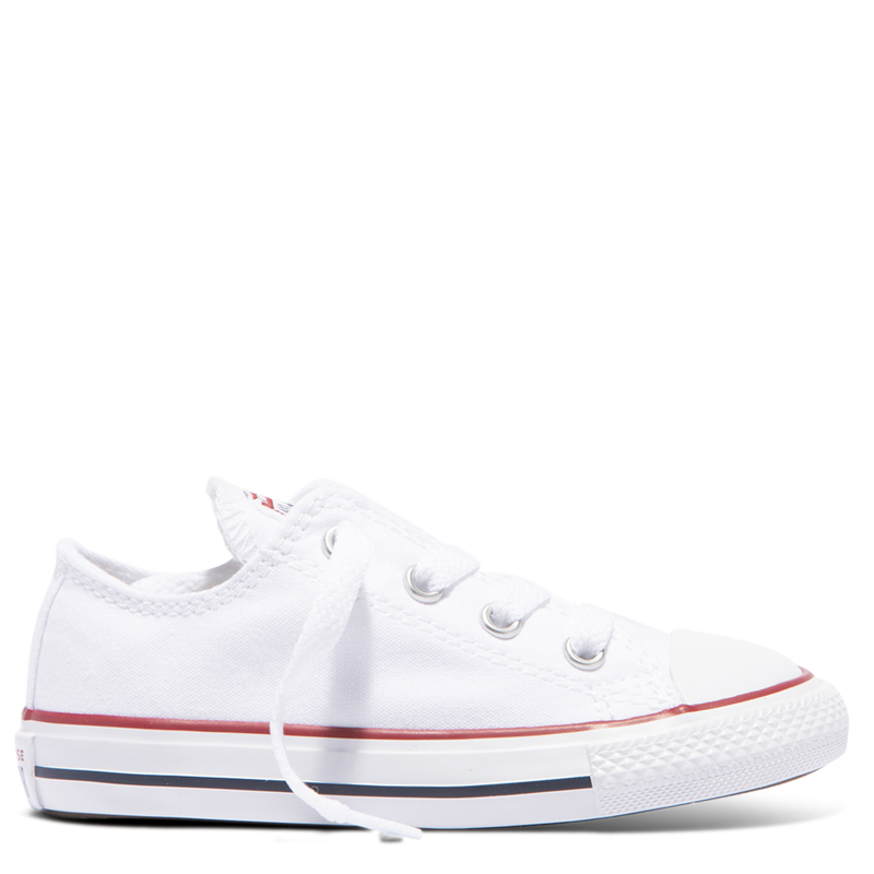 All Star Lo Infant White