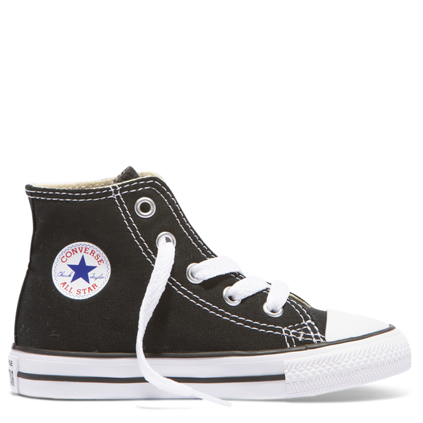All Star Hi Infant Black