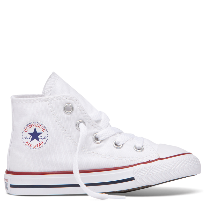 All Star Hi Infant White