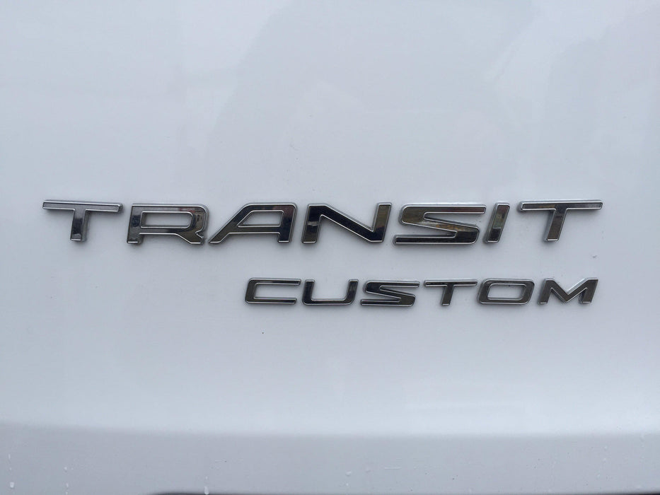 FORD TRANSIT CUSTOM TREND MODEL (UK) 2014 Onwards - Van Luxe