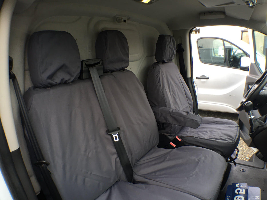 FORD TRANSIT BASE MODEL (EU) 2014 Onwards - Van Luxe