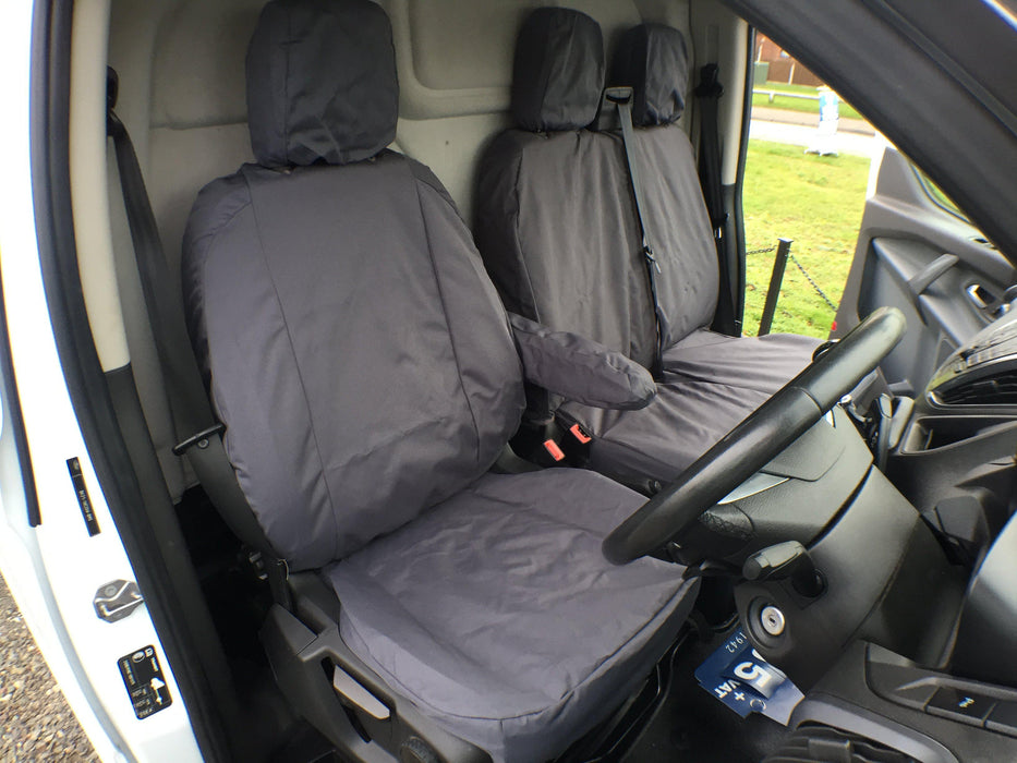 FORD TRANSIT CUSTOM BASE MODEL (UK) 2014 Onwards - Van Luxe